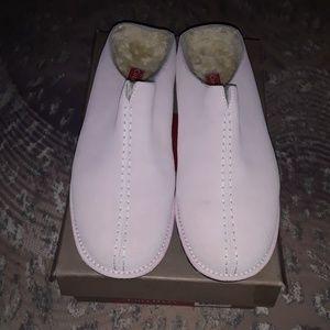 Cole haan waterproof mule moccasins! Size 6.5!